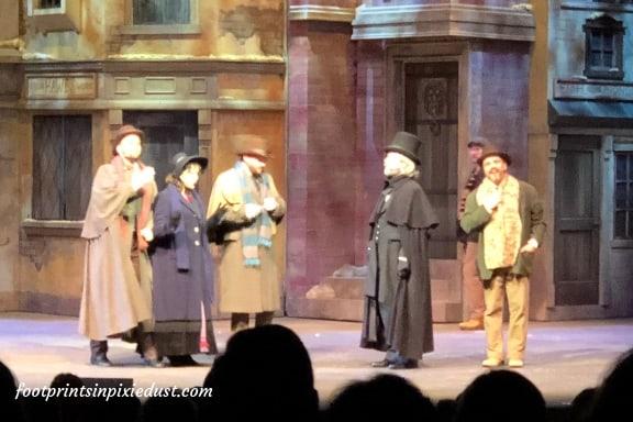 A Dickens' Christmas Carol at Silver Dollar City
