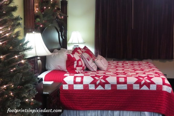 Andy Williams Christmas Extravaganza Room