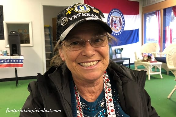 A Veterans Day Story - Female veteran with a story to tell