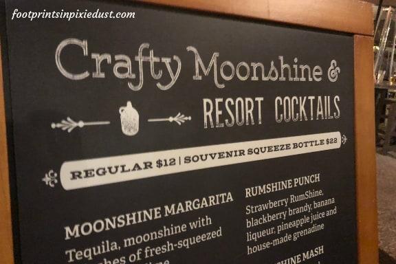 Chef Art Smith's Homecomin' Kitchen Moonshine Board