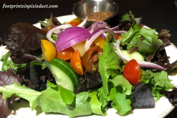 Chef Art Smith's Homecomin' side salad