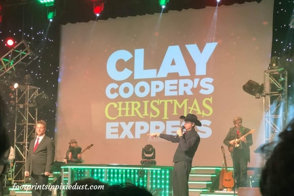 Clay Cooper's Christmas Express