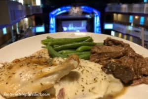 Dinner aboard Showboat Branson Belle