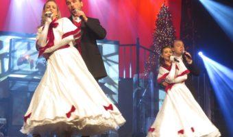Hughes Music Show - Christmas edition