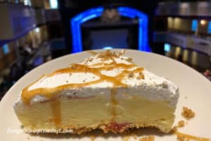 Lemon Berry Ice Cream Pie on the Showboat Branson Belle