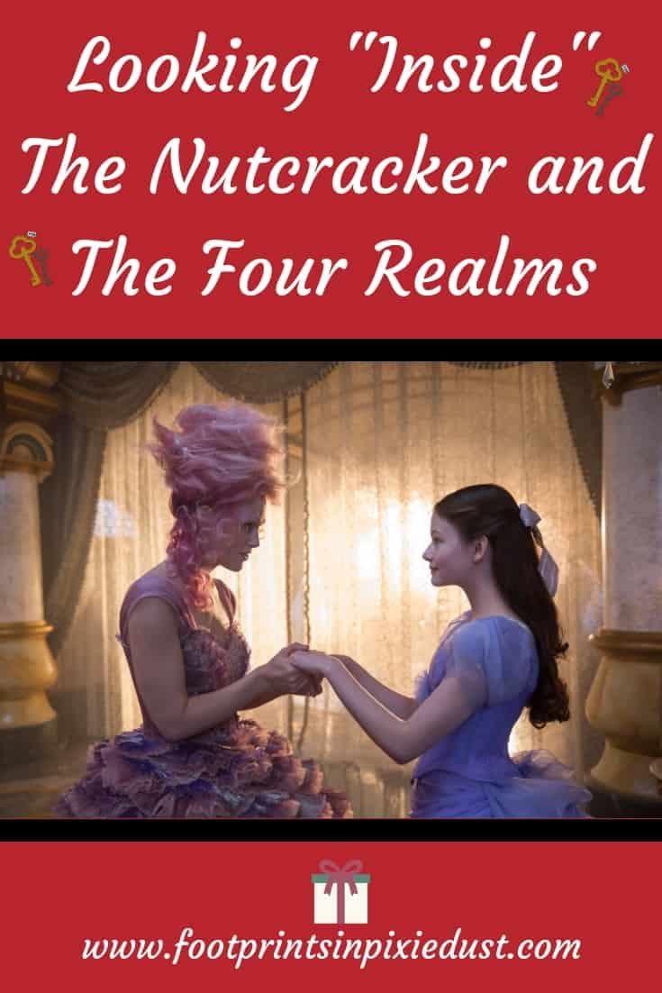 Looking Inside The Nutcracker and The Four Realms~ #DisneysNutcracker #movie #moviereview #fpipd #nutcracker #clara #fourrealms #disneymovie #christmas #christmasgift #key #christmasseason #holidaymovie