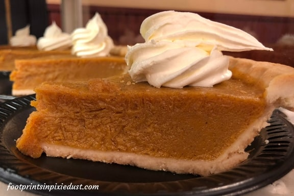 Pumpkin Pie at Silver Dollar City