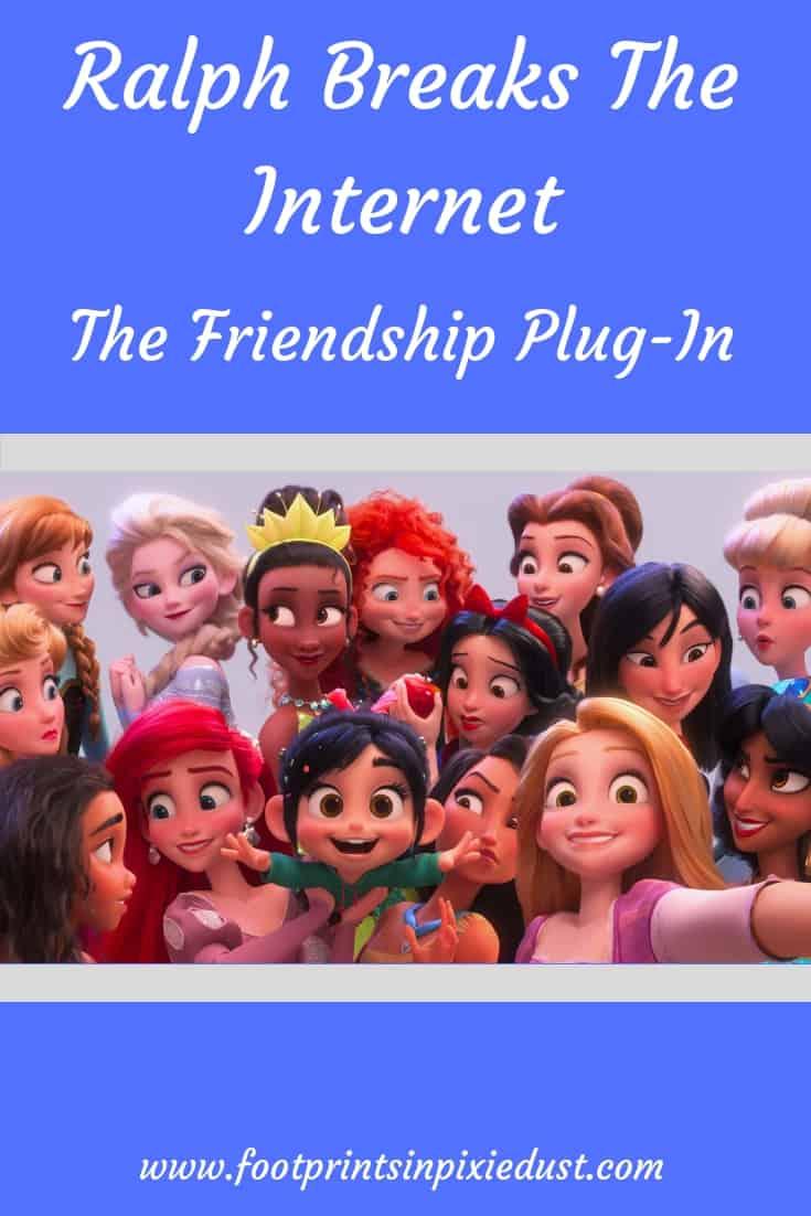 Ralph Breaks The Internet movie review ~ #RalphBreaksTheInternet #moviereview #waltdisneypictures #disney #ralphandvanellope #friendship #fpipdreview