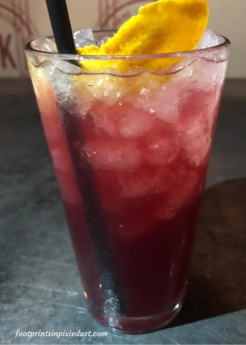 Rumshine Punch at Chef Art Smith's Homecomin' Kitchen