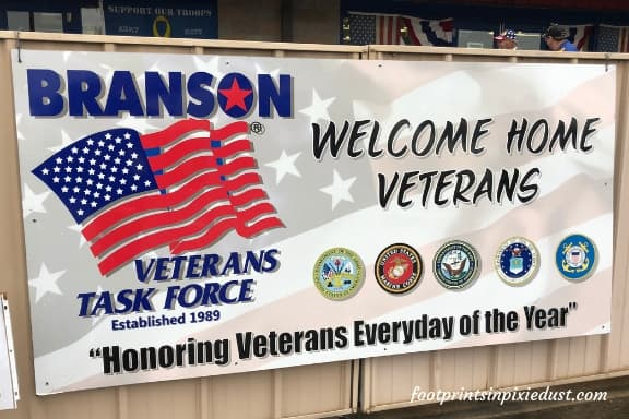 Veterans Village in Branson