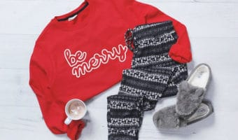 Cents of Style Holiday loungewear