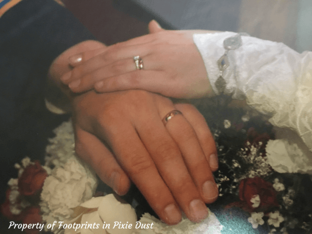 November traditions - wedding hands