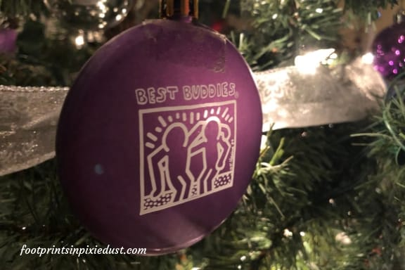Best Buddies of Orlando Christmas Tree at Rosen Shingle Creek