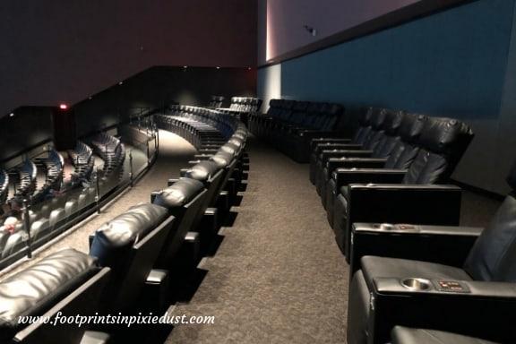 Branson IMAX theater seats