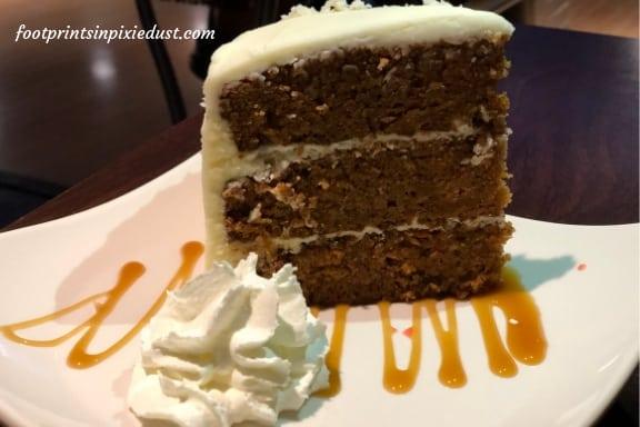 Giant Cake at Splitsville Orlando