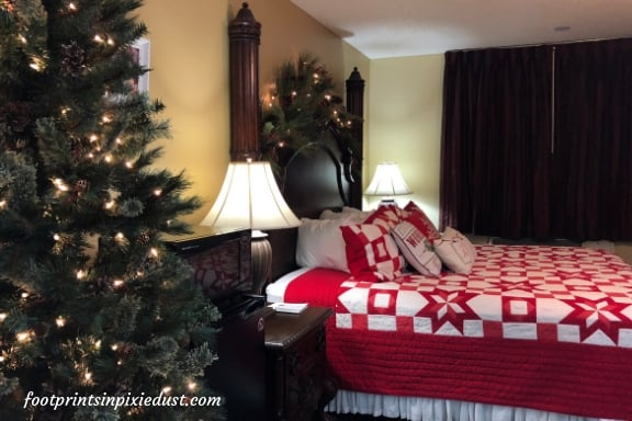 Stone Castle Hotel - The Andy Williams Christmas Extravaganza Suite