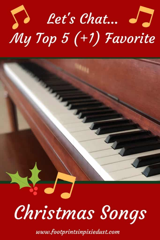 My Top 5 (+1) Favorite Christmas songs ~ #christmas #christmassongs #christmasmusic #fpipd #favorites #holidays #christmascarols #letitsnow #fpipd