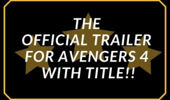 featured image for Avengers 4 Endgame trailer