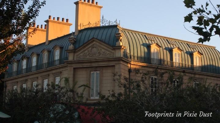 Dating Around World Showcase - France Pavilion II