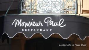 Dating Around World Showcase - Monsieur Paul