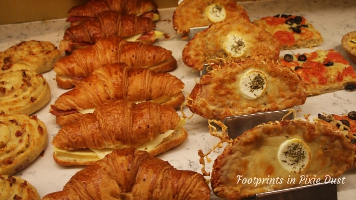 Dating Around World Showcase - Options at Boulangerie Patisserie