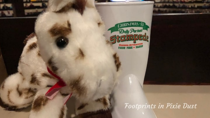 Dolly Parton's Christmas Stampede - Boot Mug