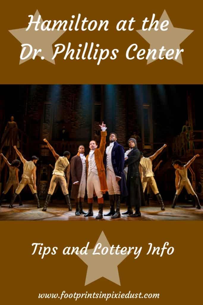 Hamilton at the Dr. Phillips Center ~ Tips and Lottery Info: #orlandobroadwayseries #hamilton #hamiltour #phillipstour #nationaltour #HamiltonBway #orlando #theater #orlandoblogger #theaterbuff