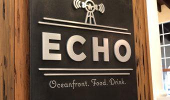 ECHO St. Simons signage