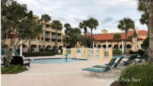 King and Prince Beach and Golf Resort - Poolside