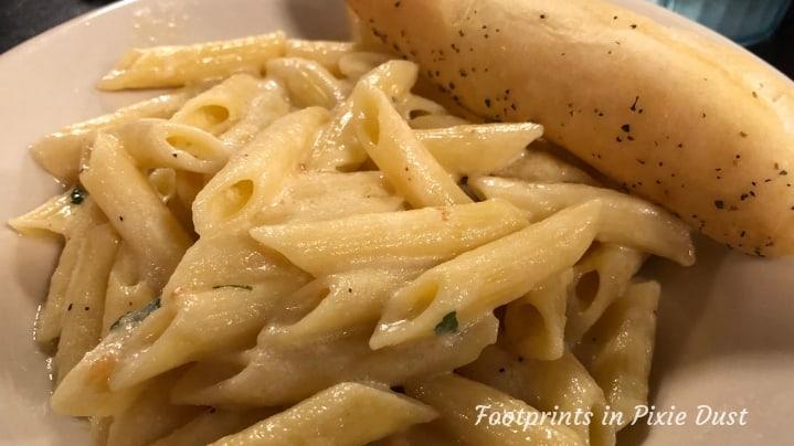 Pasghettis - Alfredo Pasta
