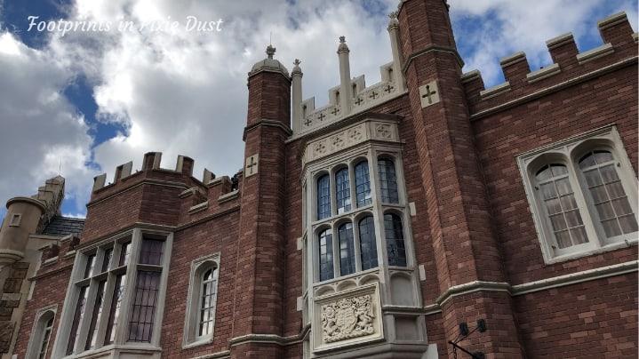 UK Pavilion - Hampton County Palace