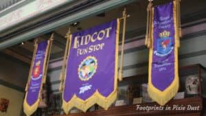 UK Pavilion - Kidcot