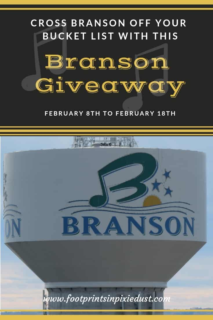 Branson giveaway ~ #bloggingbranson #branson #ozarks #giveaway #missouri #travel #vacation
