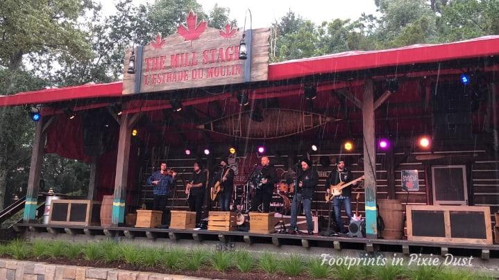 Canada Pavilion - Musical Entertainment