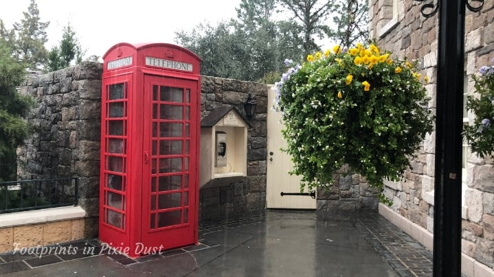 Canada Pavilion - The Red Telephone Booth