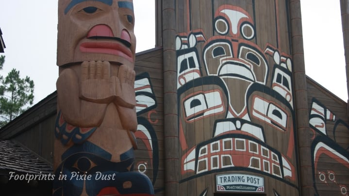 Canada Pavilion - The Trading Post