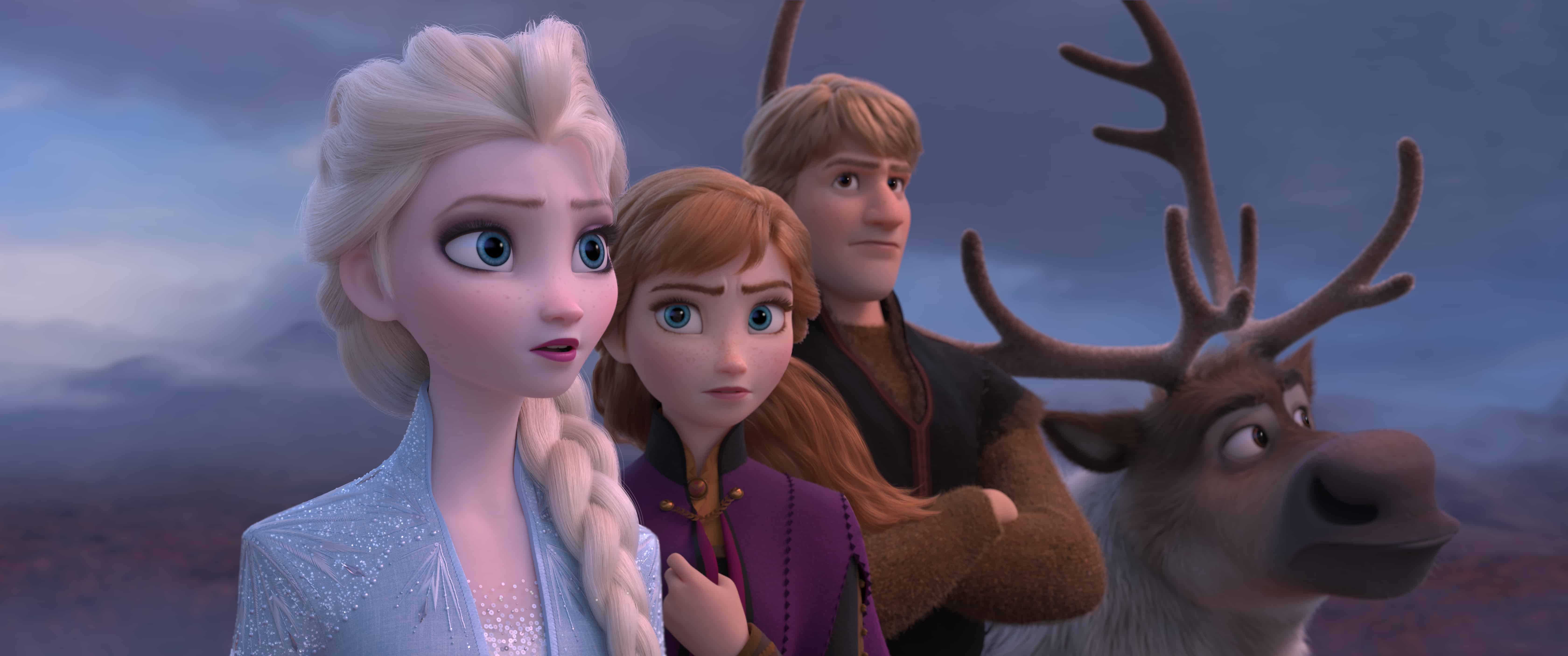 Frozen 2 ©2019 Disney. All Rights Reserved.