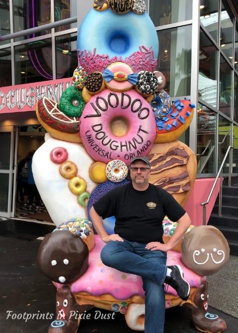 Universal CityWalk - VooDoo Doughnut