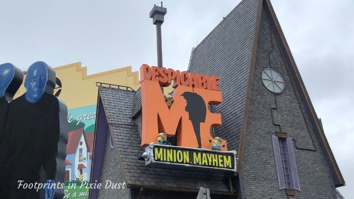 Universal Studios Florida - Despicable Me Minion Mayhem
