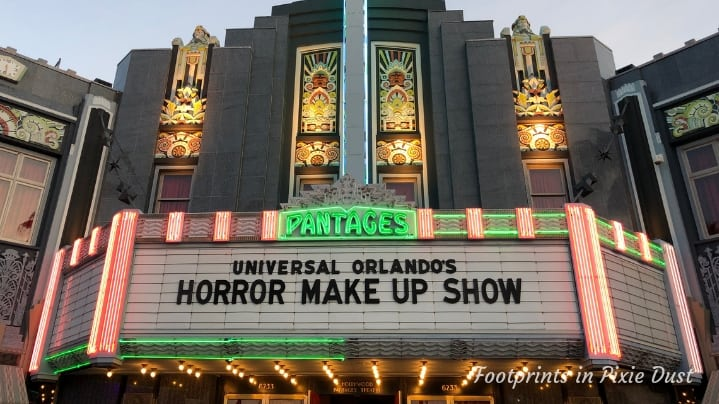 Universal Studios Florida - Universal Orlando's Horror Make Up Show