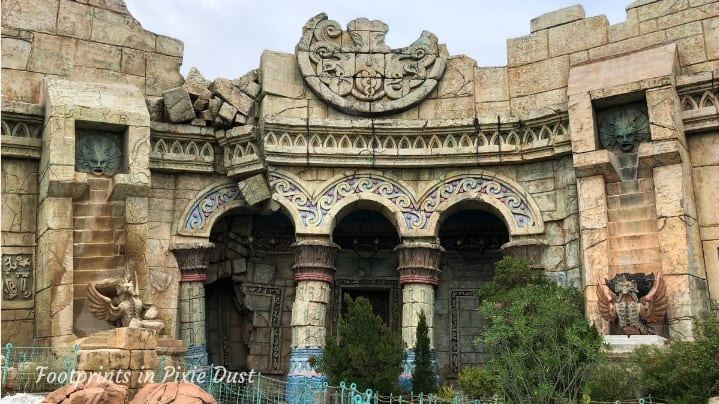 Universal's Islands of Adventure - The Lost Continent