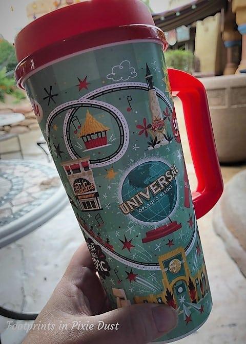 Universl Orlando - Souvenir Cup