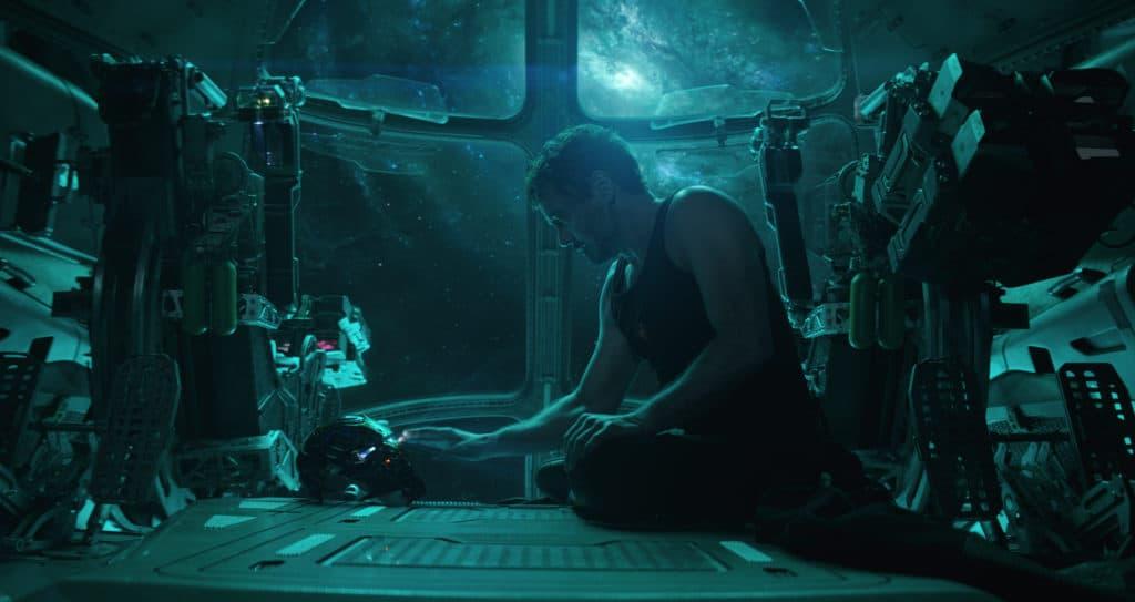 Avengers: Endgame ~ Tony Stark