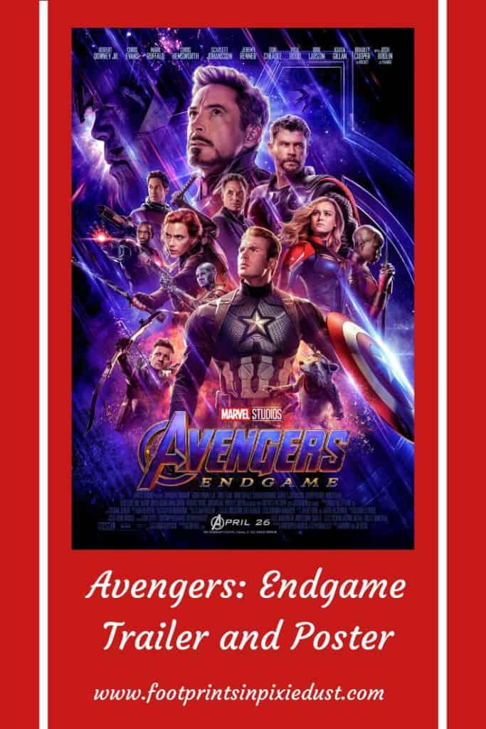 Avengers: Endgame ~ #endgame #avengers #marvel #trailer #poster #marveltrailer #avengerstrailer #endgametrailer
