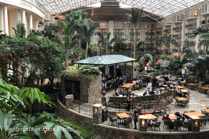 Gaylord Opryland Resort and Convention Center - Cascades Atrium
