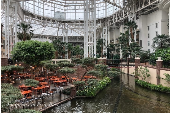 Gaylord Opryland Resort and Convention Center - Delta Atrium