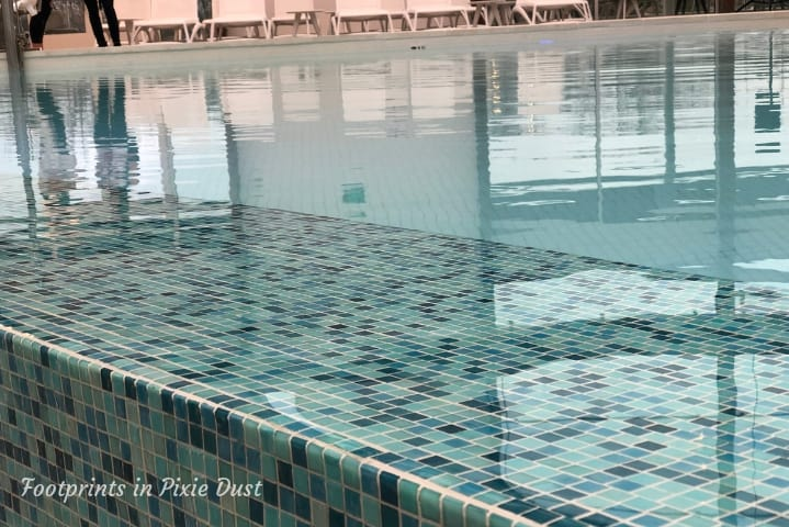 Gaylord Opryland Resort and Convention Center - Status Cymbal's adult only pool