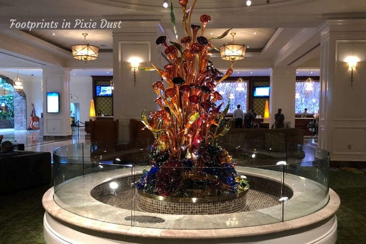 Gaylord Opryland Resort and Convention Center - Glass sculpture