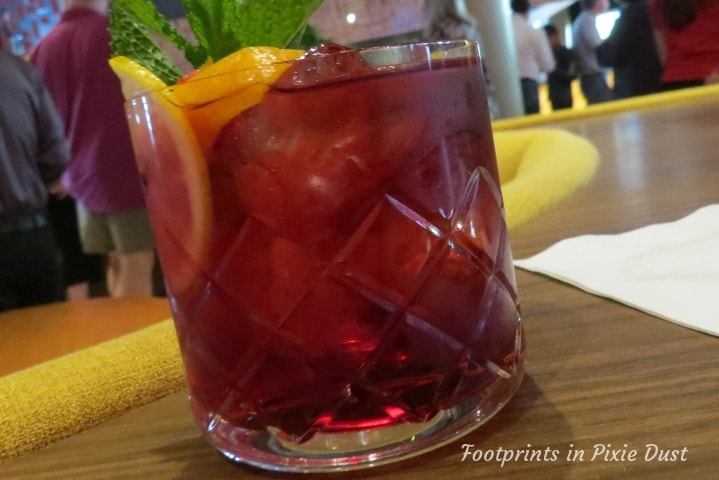 Jaleo at Disney Springs - Sangria Rojas