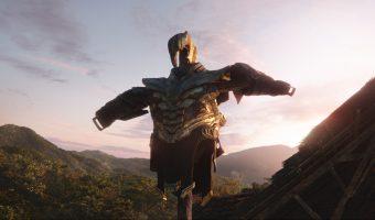 Thanos' battle armor (Avengers: Endgame)